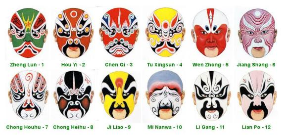 chinese-opera-masks