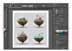 default-illustrator-workspace